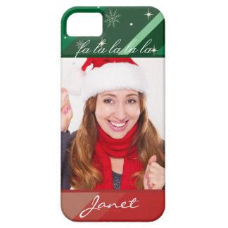 Joyful Holiday iPhone SE/5/5s Case