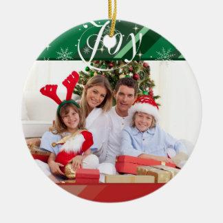 Joyful Holiday Ornament