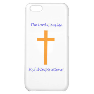 Joyful Inspirations Cover For iPhone 5C