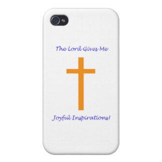 Joyful Inspirations iPhone 4 Cover