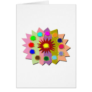 Joyful Kids Color Blasters n Sunflower Formations Card