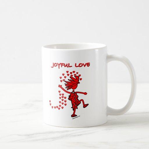 Joyful Love Coffee Mugs
