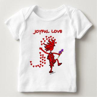 Joyful Love Forever Baby T-Shirt