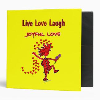 Joyful Love Forever Binder