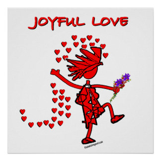 Joyful Love Forever Poster