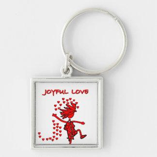 Joyful Love Keychain