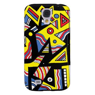 Joyful Manly Sleek Charming Galaxy S4 Covers