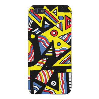 Joyful Manly Sleek Charming iPhone 5/5S Cover