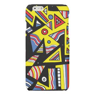 Joyful Manly Sleek Charming Matte iPhone 6 Case