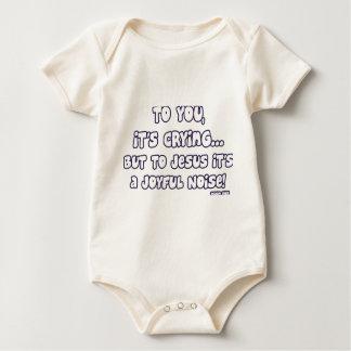 Joyful Noise Baby Bodysuit