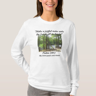 Joyful Noise Long Sleeve Shirt