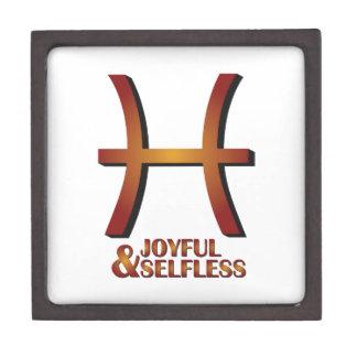 Joyful & Selfless Premium Trinket Box