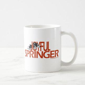Joyful Springer Mugs