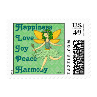 Joyful Sprite Stamps