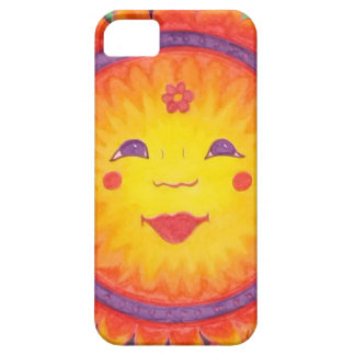 Joyful Sun iPhone SE/5/5s Case