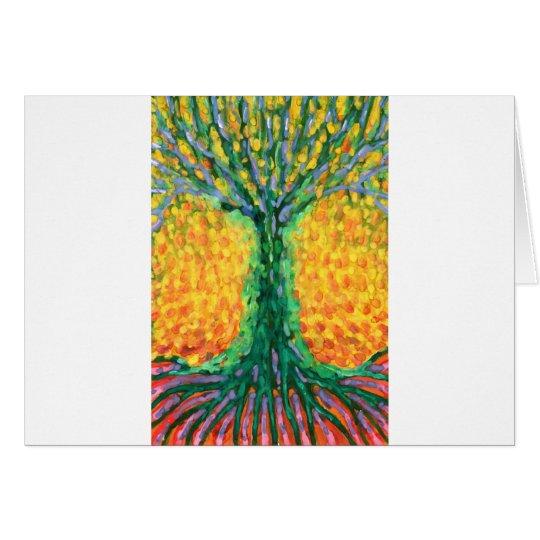 Joyful Tree Card