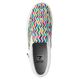 Joyful underpants - multicoloured Slip-On sneakers