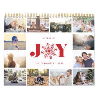 Joyful Year | 2018 Photo Calendar