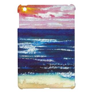 Joyous  2 - Ocean Sunrise Sunset Beach Art Gifts Cover For The iPad Mini