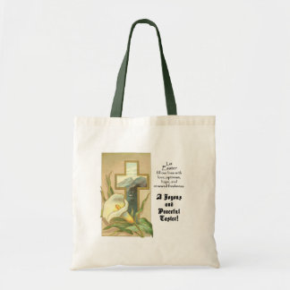 Joyous and Peaceful Easter Bag