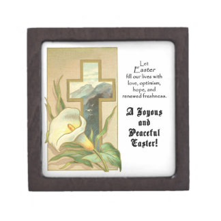 Joyous and Peaceful Easter Premium Gift Box