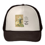 Joyous and Peaceful Easter Trucker Hat