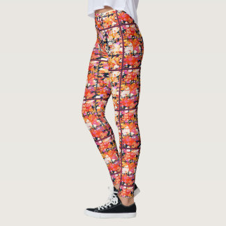 Joyous Explosion Leggings