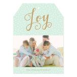 Joyous | Holiday Photo Card Custom Invite