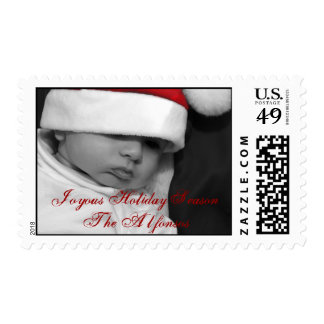 Joyous Holiday Season The Alfonsos Postage