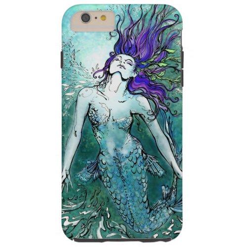 Joyous Splash Mermaid Phone Case