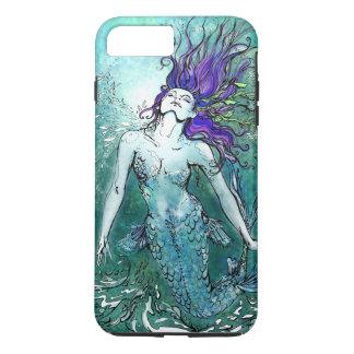 Joyous Splash Mermaid iPhone 7 Plus Case