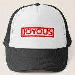 Joyous Stamp Trucker Hat