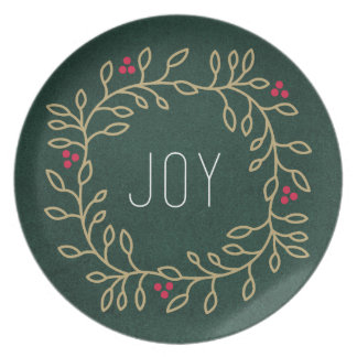 Joyous Tradition Plate