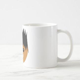 JoyousBFacesP8 Coffee Mug