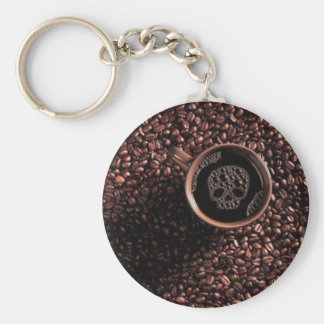 Joys of Coffee Keychain