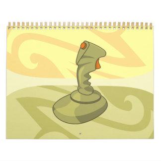 Joystick Calendar