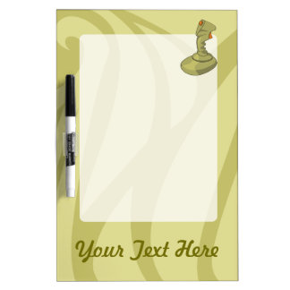 Joystick Dry Erase Board