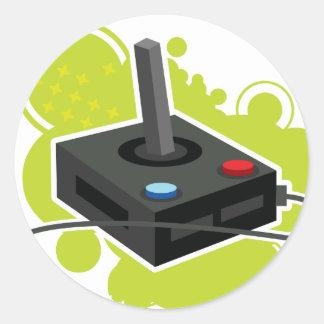 joystick stickers