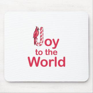 JOYTO THE WORLD MOUSE PAD