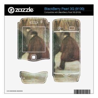 Jozsef Rippl-Ronai - Ball player Skin For BlackBerry