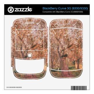 Jozsef Rippl-Ronai - Cherry tree blooms Skin For BlackBerry Curve