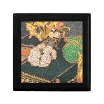 Jozsef Rippl-Ronai - Chrysanthemums Gift Boxes