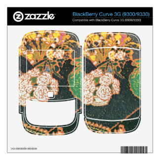 Jozsef Rippl-Ronai - Chrysanthemums Skin For BlackBerry