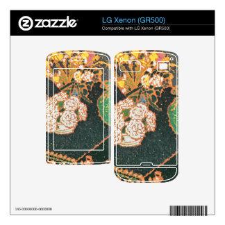 Jozsef Rippl-Ronai - Chrysanthemums Skins For LG Xenon