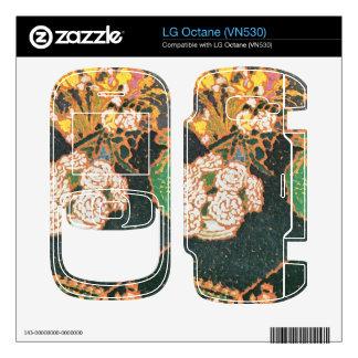 Jozsef Rippl-Ronai - Chrysanthemums Skin For LG Octane
