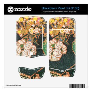 Jozsef Rippl-Ronai - Chrysanthemums BlackBerry Decal