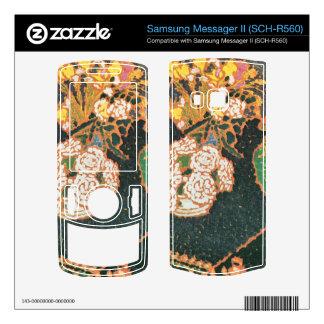 Jozsef Rippl-Ronai - Chrysanthemums Samsung Messager II Decal