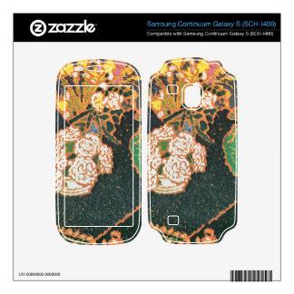Jozsef Rippl-Ronai - Chrysanthemums Samsung Continuum Skin
