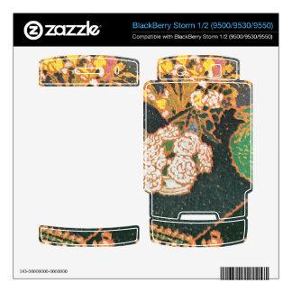 Jozsef Rippl-Ronai - Chrysanthemums BlackBerry Decals