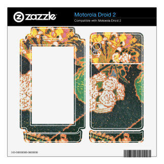 Jozsef Rippl-Ronai - Chrysanthemums Skin For Motorola Droid 2